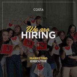[Costa] Tuyển dụng Marketing Executive (Full-time)