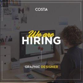 [COSTA] Tuyển Dụng Graphic Designer